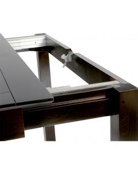 Détail d'ouverture par l'arrière d'un modèle similaire.